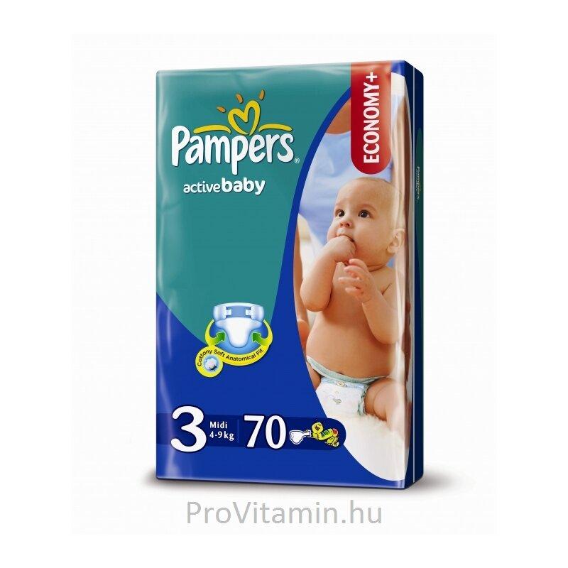 Подгузники Pampers Active Boy Junior 12-18кг 15шт 4015400727026