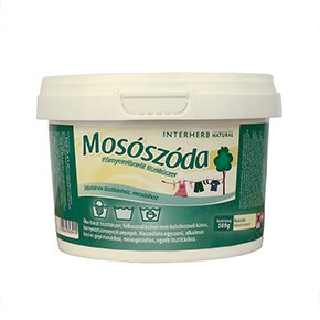 Interherb natural mosószóda vödrös 500g