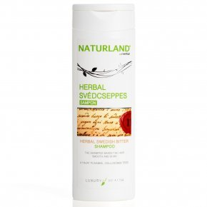 Naturland Herbal svédcseppes sampon